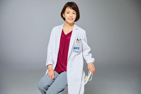 沢口靖子「日常を演じる女優だからこそ、自分の日常をきちんと生きていたい」