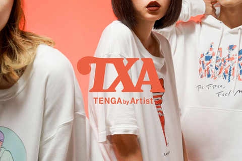 """""""アートの力で性愛の可能性を拡張する""""TENGAの新プロジェクト「TXA-TENGA by Artist-」始動"""