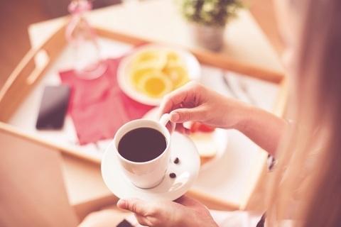 朝はいつだって、贅沢なひとり時間。