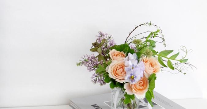 花をもらうことは気持ちをもらうこと