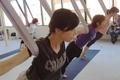 札幌DRESS部で、アンティグラビティフィットネス体験!