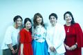 「はるな愛 × DRESS」LUCUA osaka1周年記念トークショー♪