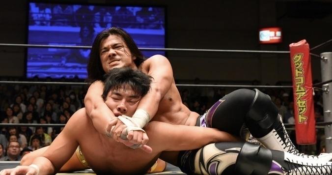 DDTプロレス観戦【DRESSな女の初体験 #1】