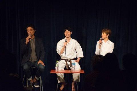 【俳優・内谷正文さんインタビュー #4】 「弱味や弱点をさらけ出す女性のほうが魅力的」