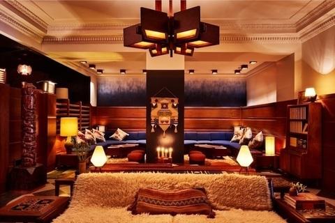 リーズナブルに泊まれるアメリカの個性派ホテル【DRESS×Tablet】