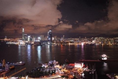 香港は「夜」もとびきり楽しい