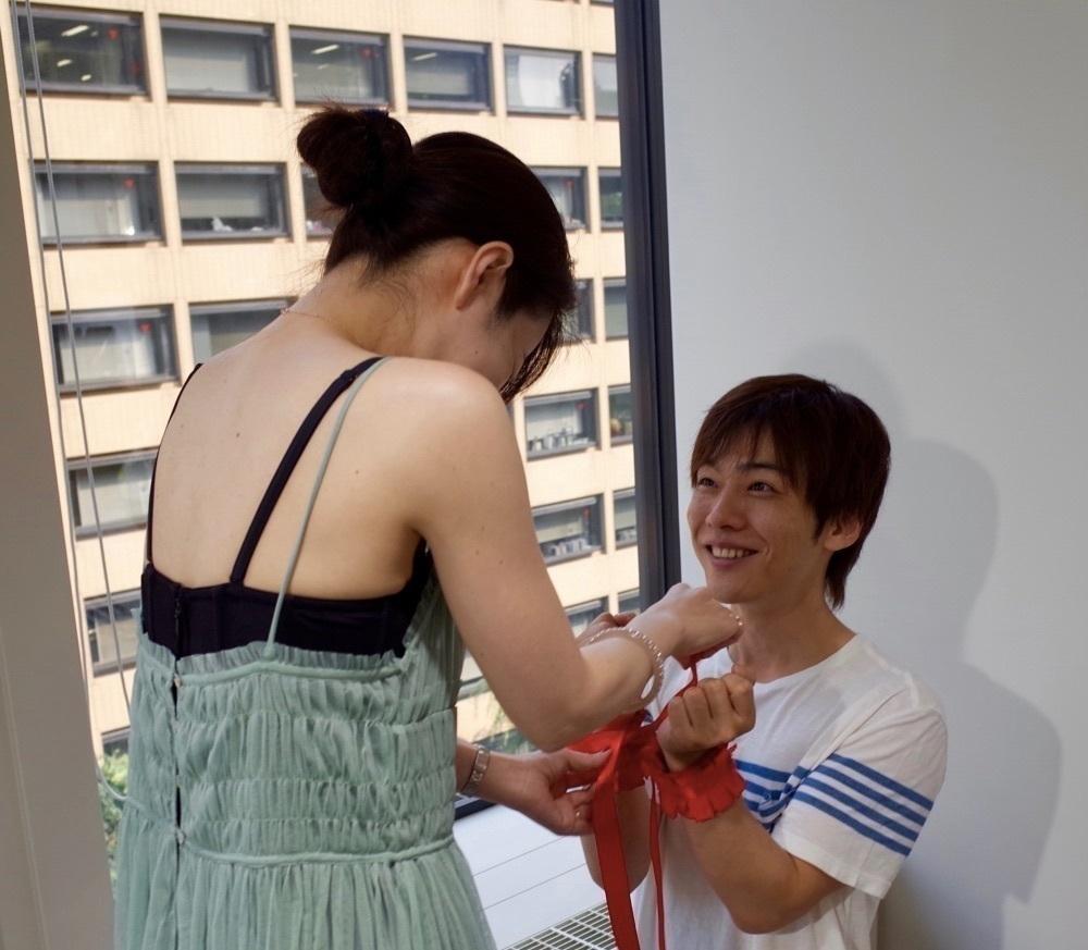 「セクシーなランジェリーはマンネリセックス防止に効く」一徹さん×石川智恵さん対談・前編