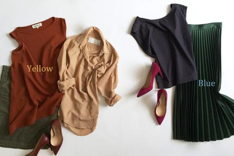 流行色より季節らしさを。「美人に見せる色」の見つけ方【デキる女の決断クローゼット #5】