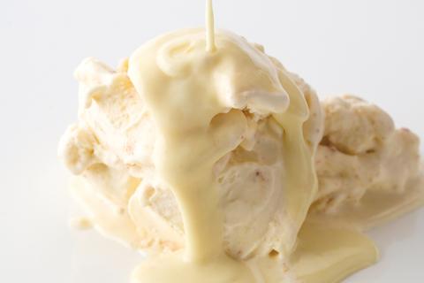 あつあつのチーズソースをかけて食す、大人仕様の濃厚アイスクリームが素敵すぎる