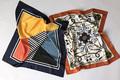 GUの590円スカーフで「校閲ガール・河野悦子」を大人仕様に【デキる女の決断クローゼット #10】