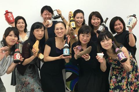 「DRESS焼酎部」部長yukiko特別企画!宝酒造「一刻者」×日本橋女子会