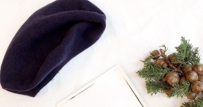 ZARAの1,990円ベレー帽で「大人かわいい&フレンチシック」が叶います