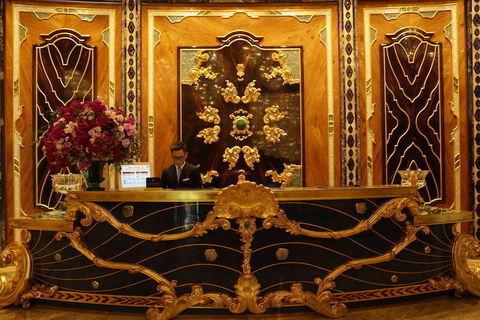 The Reverie Saigon Story 1 ベトナムに、ヴェルサイユ宮殿?! 今、最も注目度の高いホテルとは?