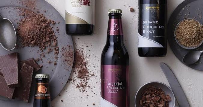 チョコ風味という贅沢。チョコビール4種類がサンクトガーレンから1月7日(土)より一斉発売