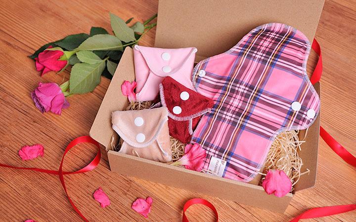 nunona「布ナプキンバレンタイン限定セット」を1月17日(火)から期間限定で発売