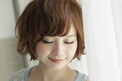 40代からの髪型〜大人のショート