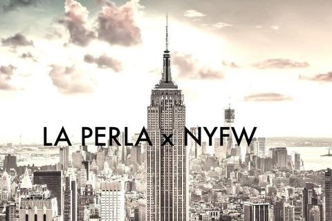 「La Perla(ラペルラ)」2017年秋冬コレクションの模様をライブ動画で配信