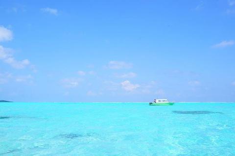 アクアブルーな海に感動、鹿児島県最南端の島「与論島」へいっておいでよ。