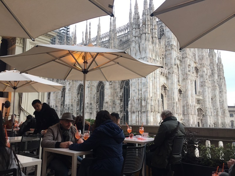 イタリアのハッピーアワー!?「アペリティーボ」の楽しみかた~ミラノ通信#5