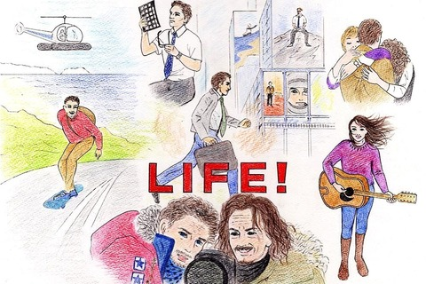 映画『LIFE!』感想。人生を変える、壮大な旅がはじまる!