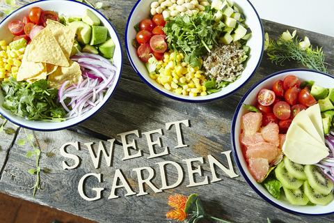 代官山のサラダボウル専門店「Sweet Garden(スイートガーデン)」