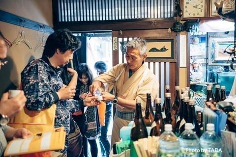 東京・日本橋エリアで約51蔵の日本酒を味わえる利き酒イベント