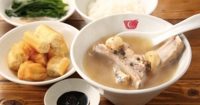 日本初のシンガポール肉骨茶(バクテー)専門店が赤坂にオープン