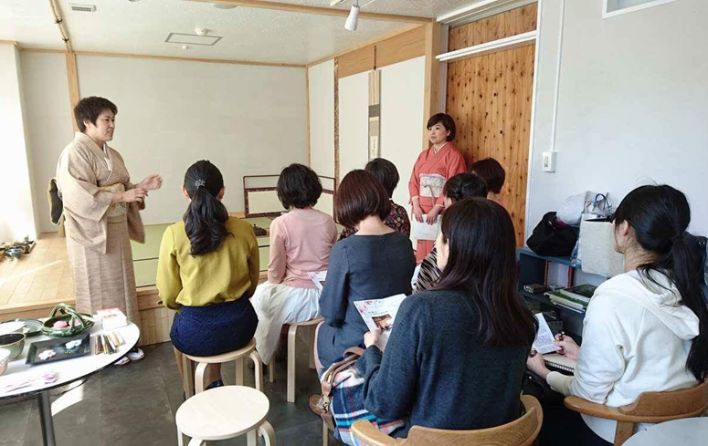 【札幌DRESS部】いつ招かれてもこわくない。茶の湯の心とマナーを学ぶお茶席体験