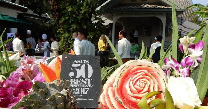 LCCで行く贅沢バンコクの旅!「アジアのベストレストラン50」発表会へ【オトナの美旅スタイル #19】