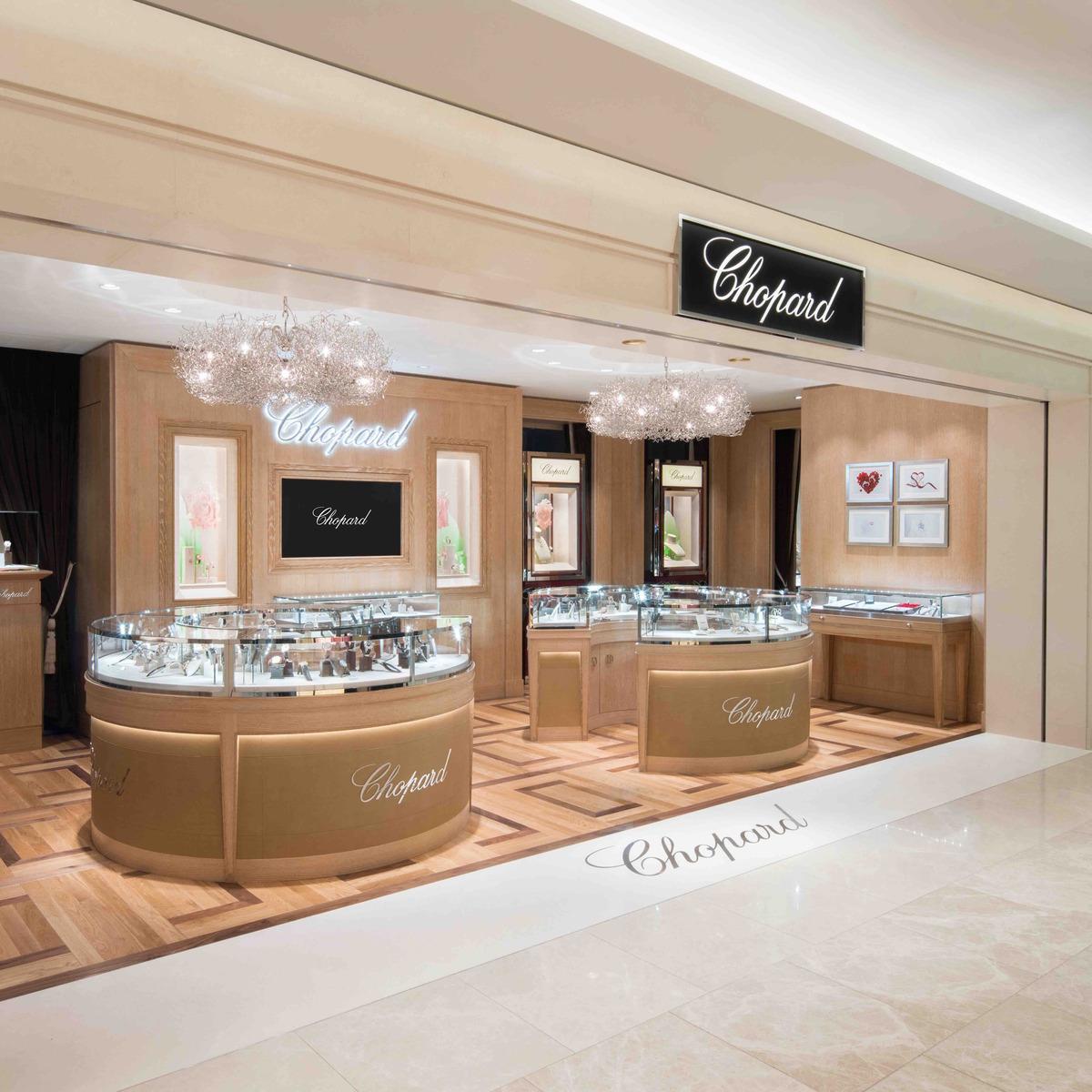 on sale ba128 83beb ショパール ブティック GINZA SIX 店が、4月20日にオープン ...