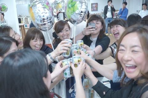 ビール好きは集まれ! 「DRESSビール部」発足記念パーティをレポート