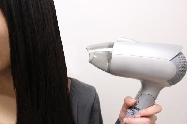 美髪を作るドライヤーの使い方