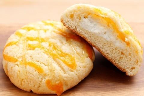 甘じょっぱさが特徴の「クワトロフォルマッジメロンパン」