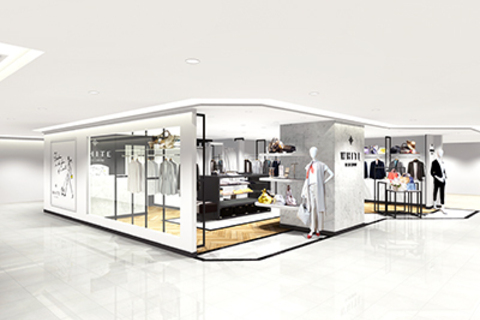 WHITE THE SUIT COMPANY 横浜に初出店
