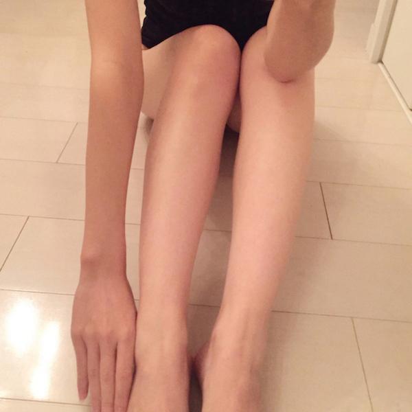 固い、太いふくらはぎをやわらかく、細く - 私が夜な夜なやっている脚メンテ
