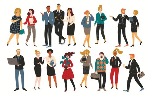 知能線でみる仕事運と才能。あなたの適職はどれ?