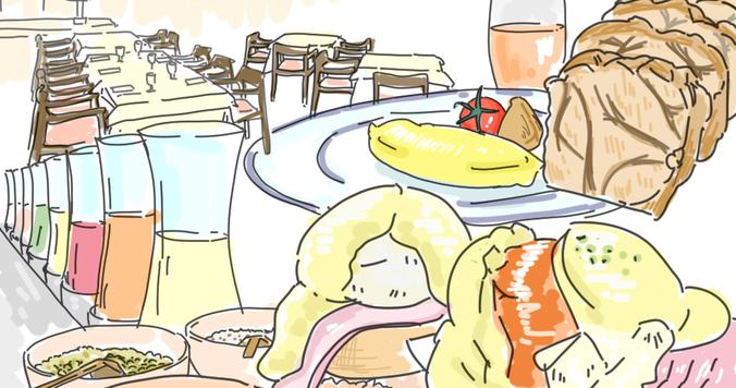 【ホテルで優雅に朝食を #2】パーク ハイアット 東京
