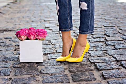 外反母趾=幅広靴がいい。その考えは捨ててください