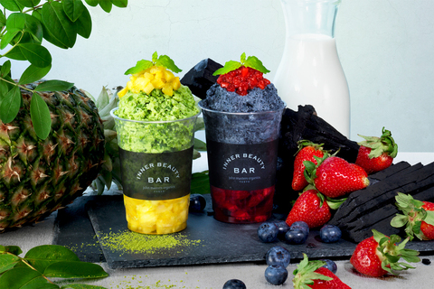 スーパーフードがたっぷり。john masters organics TOKYOのかき氷