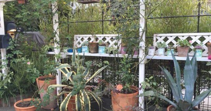 お家にいながらリゾート気分。参考にしたいおしゃれなバルコニー&ガーデン