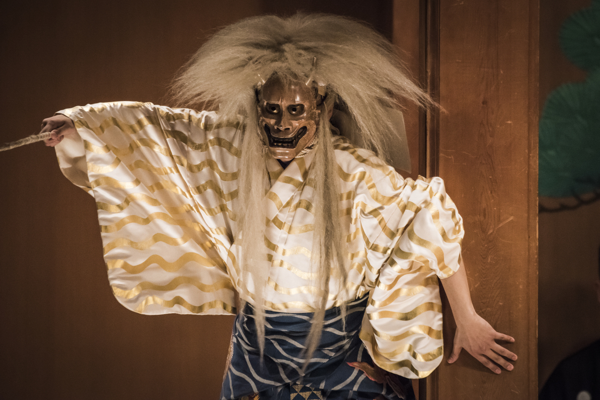 【はじめまして能楽】日本が誇る最古の芸能は癒しにあふれた空間だった(後編)