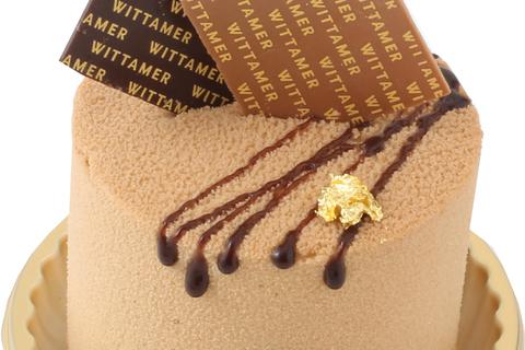 「第4のチョコ」ブロンドチョコレートを使用。ヴィタメールの秋限定スイーツ