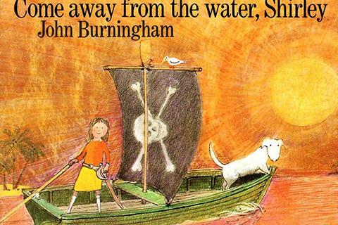 夏の終わりは想像力の海へ――大人の目で読む絵本『なみにきをつけて、シャーリー』