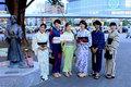 【静岡DRESS部】夏祭りで浴衣をSNAP! 粋な着こなしが光る「夜店市」をレポート