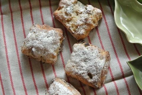 じゃこと九条ねぎの和風リュスティック【天然酵母のパンレシピ#1】