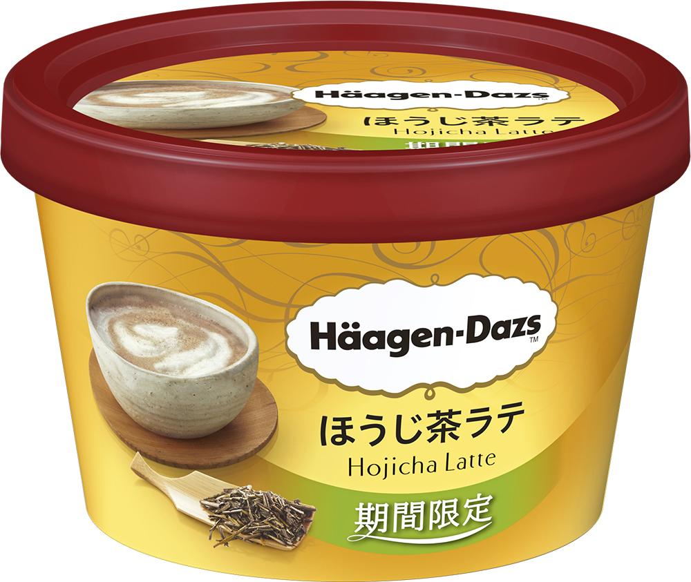 ハーゲンダッツ、人気の「ほうじ茶ラテ」が再発売に