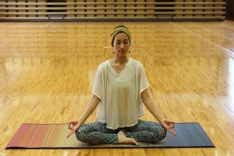 新感覚の心地よさ。メイド・イン・ジャパンの「畳×ヨガマット」