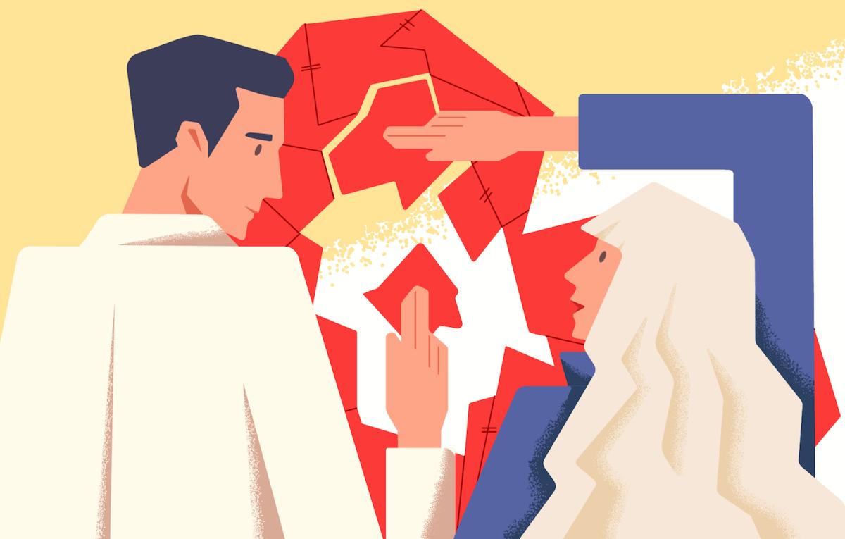 【恋愛心理テスト】「自分を傷つけてしまう恋」に走りやすいかがわかる