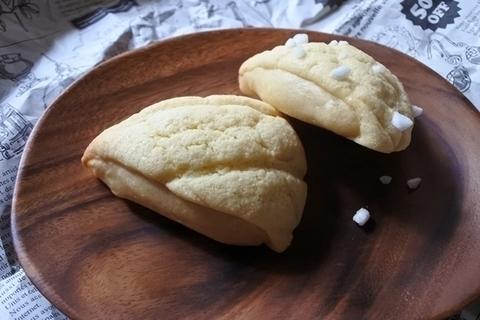 驚きの食べやすさ! さんかくメロンパン【天然酵母のパンレシピ#3】