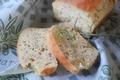 道具も材料もシンプル! ゆるふわハーブブレッド【天然酵母のパンレシピ#4】